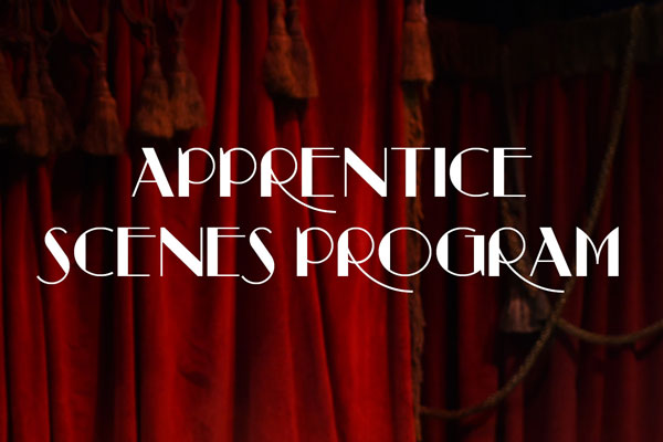 Apprentice Artist Scenes Program thumbnail