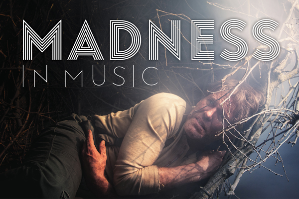 Madness and Music: a lecture by Kristine McIntyre thumbnail