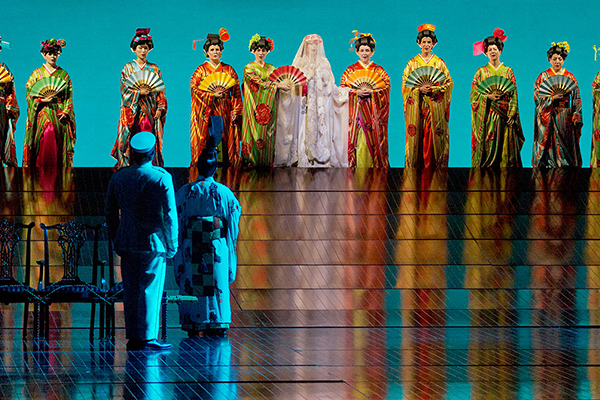 Met Live in HD: Puccini's Madama Butterfly thumbnail